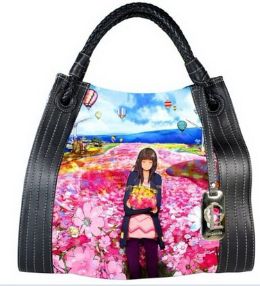 Prints Tote Bag