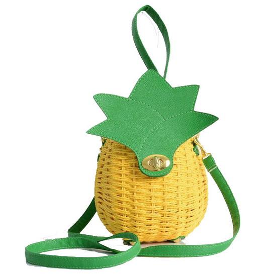 Rattan Woven Bags