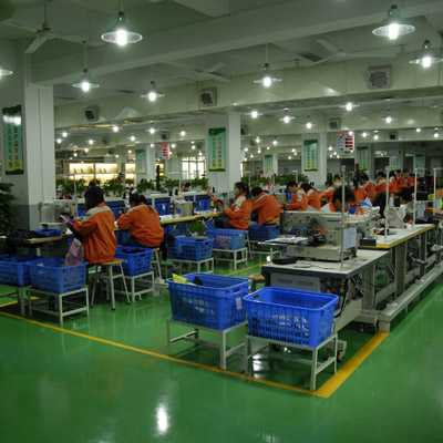 leather Bag Factory Backpack Production